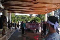 Mahasiswa tuntut pemerintah peduli bencana Aceh Tenggara