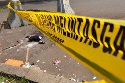 Seorang bocah tewas ditabrak truk ekspedisi Yamaha di Boyan Tanjung