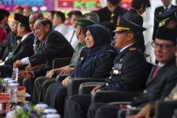 Bupati Muarojambi hadiri Hari Bhakti Imigrasi