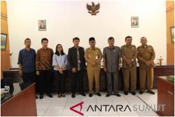 Wakil Bupati Batubara Minta kepala SKPD bekerja intensif