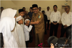 Wakil Bupati Batubara ajak masyarakat lebih peduli sesama