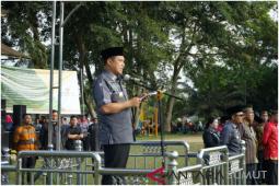 Bupati Batubara minta Dinas PUPR tingkatkan kinerja