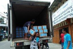 KPU Gunungsitoli terima 2.805 surat suara berlebih