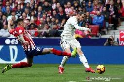 Derby Madrid berakhir imbang, Real tetap di puncak klasemen