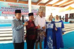 Presiden Jokowi titip salam kepada masyarakat Labusel
