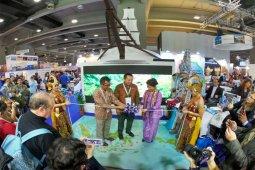 Gubernur Ridho Promosikan Wisata Lampung di BIT Milano Italia