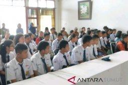 TPL inisiasi pelatihan siswa SMP untuk prestasi