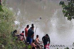 Seorang anak diduga tenggelam di sungai Aceh Selatan
