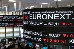 Indeks CAC-40 Prancis jatuh 2,01 persen