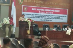 Realisasi pendapatan Maluku empat tahun Rp12,39 triliun