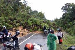 Tagana Melawi imbau waspada longsor susulan Bukit Mantok