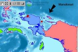 Gempa bumi 5,3 SR guncang Manokwari, tidak berpotensi tsunami