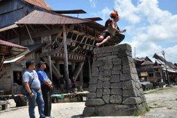 Lompat batu Nias kini makin mantap dengan BUMDes wisata