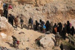 Otoritas Kurdi Suriah pulangkan anak yatim piatu dari ISIS Prancis dan Belanda