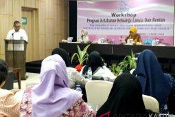 BKKBN Kaltim Gelar Workshop Ketahanan Keluarga Lansia