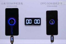 Xiaomi turbo isi baterai 4000mAh hanya 17 menit
