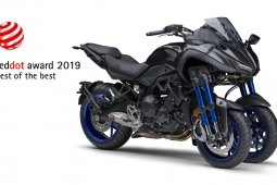 Yamaha Niken sabet penghargaan Red dot Design Award