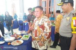 PKK Lubuk Pinang wakili Mukomuko lomba masak ikan