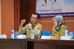 Administrasi dan dokumentasi kelemahan kota Tangerang terkait KLA