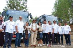 Pemkab Samosir siapkan transportasi massal keliling Pulau Samosir