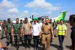 Penantian panjang Gatot Soebroto Waykanan resmi menjadi bandara komersial