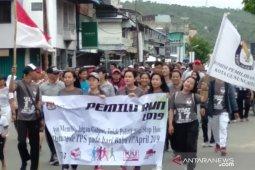 KPU Gunungsitoli ajak warga tolak politik uang dan hoaks