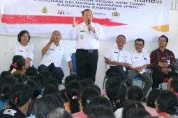 Penerima PKH di Samosir 4.256 kepala keluarga