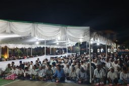 Ribuan warga hadiri Jaksa Bemunajat di Ketapang