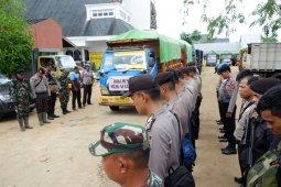 Logistik Pemilu Ketapang telah didistribusikan ke kecamatan