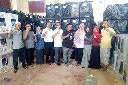 KPU Provinsi Jambi cek kesiapan Pemilu di Muaro Jambi