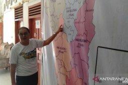 Empat kecamatan di Nias Selatan belum laksanakan pencoblosan