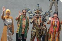 Museum JFC, impian sang maestro karnaval Dynand Fariz