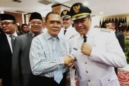 Gubernur lantik Bupati dan Wakil Bupati Dairi