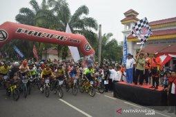 Dandim 0204/DS lepas peseta Fun Race & Fun Bike