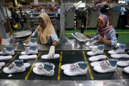 Alas kaki dongkrak ekspor Banten Mei meningkat 61,35 persen