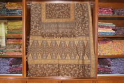 24 tahun Wirda Hanim melestarikan Batik Tanah Liek