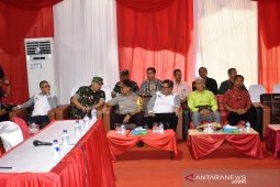 Kapolres Balangan berharap masyarakat tetap solid jaga persatuan setelah Pemilu