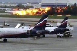 Korban kecelakaan pesawat di bandara Rusia bertambah menjadi 41 jiwa