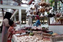 Harga bawang putih di Penajam mencapai Rp100.000/kilogram