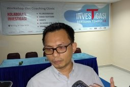 Tempo latih Wartawan di Sorong liputan investigasi