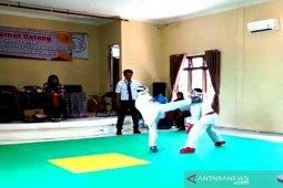 Menegangkan O2SN Cabang Karate-Do di Balangan