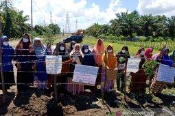Warga hentikan pembangunan PLTU 3-4 di Nagan Raya