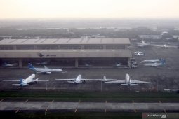Tarif pesawat di Bandara Soekarno-Hatta sesuai aturan