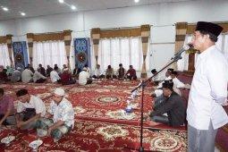 Tim Safari Ramadhan Pemerintah Aceh Dijamu di Pendopo Aceh Tengah