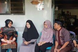 Wali Kota Risma kunjungi keluarga almarhum Sekretaris PPS