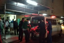 22 korban peserta demo dilarikan ke RS  Budi Kemuliaan