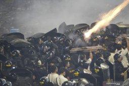 Enam nyawa melayang, ratusan terluka..!! Wiranto sebut telah mengetahui dalang kerusuhan