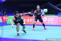 Indonesia bertemu Chinese Taipei di perempat-final Piala Sudirman