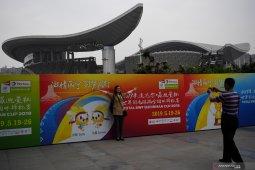 China dan Thailand bertemu di semi-final Piala Sudirman