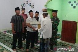 Safari ramadhan, Koramil 19/BP bersinergi bersama masyarakat tingkatkan silahturahmi